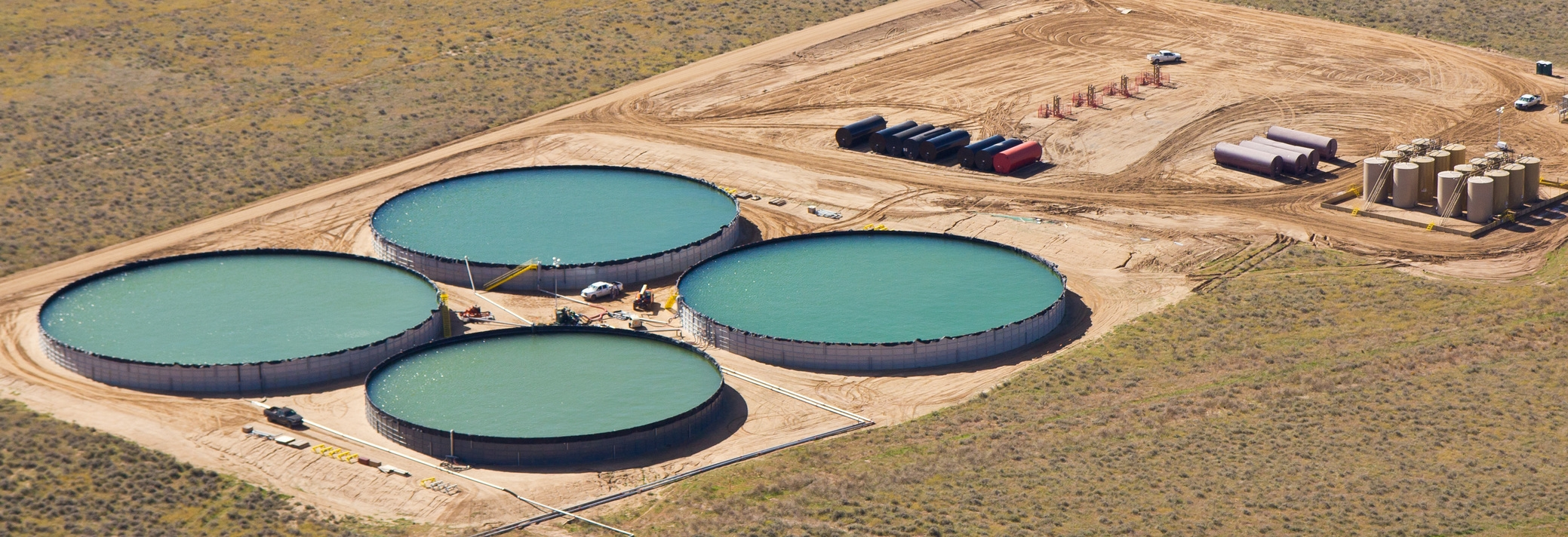 frac pond and pit liners